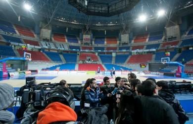 Pabellón del Buesa Arena