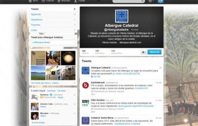 pantallazo de una cuenta de twitter