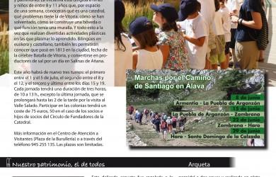 Noticias desde el Triforio nº5 - Fundación Catedral Santa María