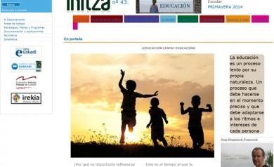 Ihitza 43 - El tiempo en la educación
